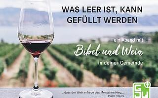 Bibel & Wein